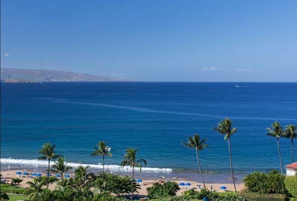 Beachfront at Wailea Point Maui